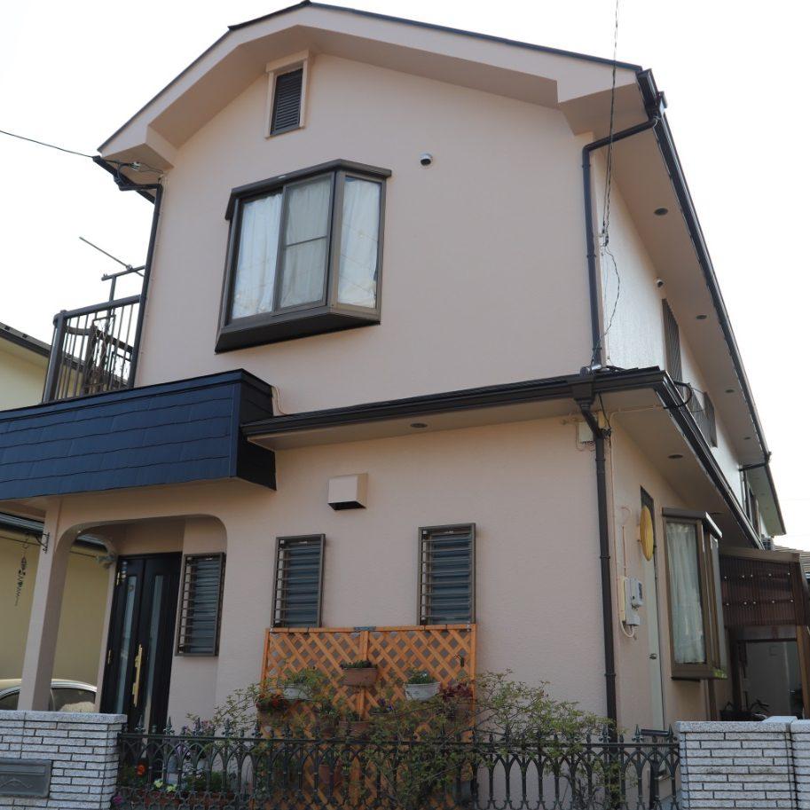 茅ヶ崎市Y様邸 外壁塗装工事