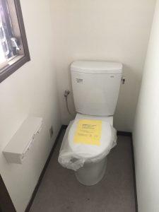店舗トイレ工事 After
