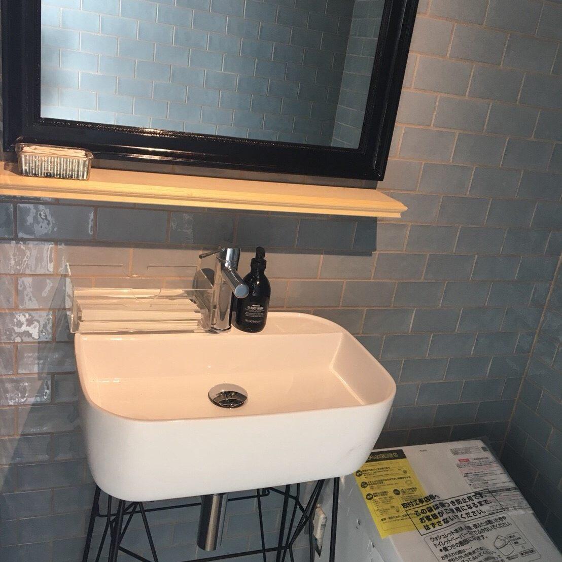 目白美容室様 トイレ工事