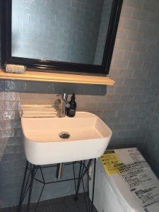 目白美容室様 トイレ工事 After1