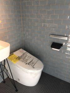目白美容室様 トイレ工事 After2