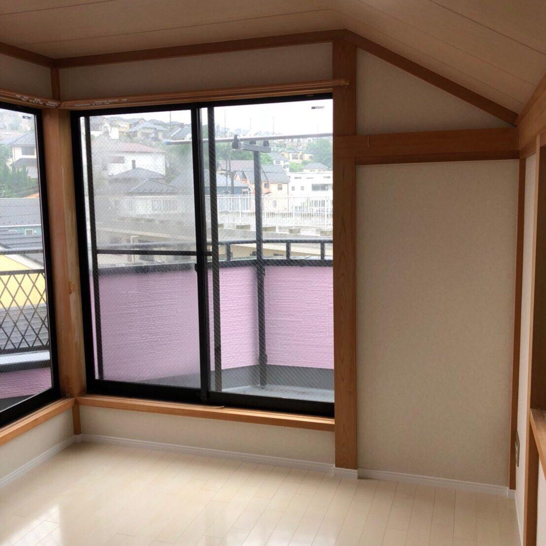 平塚市W様邸 洋室改装工事