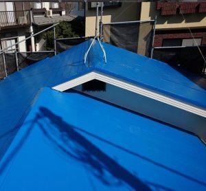 横浜市N様邸 屋根塗装工事 After