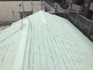 横浜市N様邸 屋根塗装工事 Before