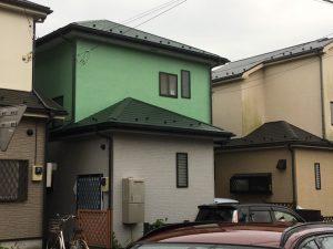 藤沢市F様邸 屋根塗装工事 After