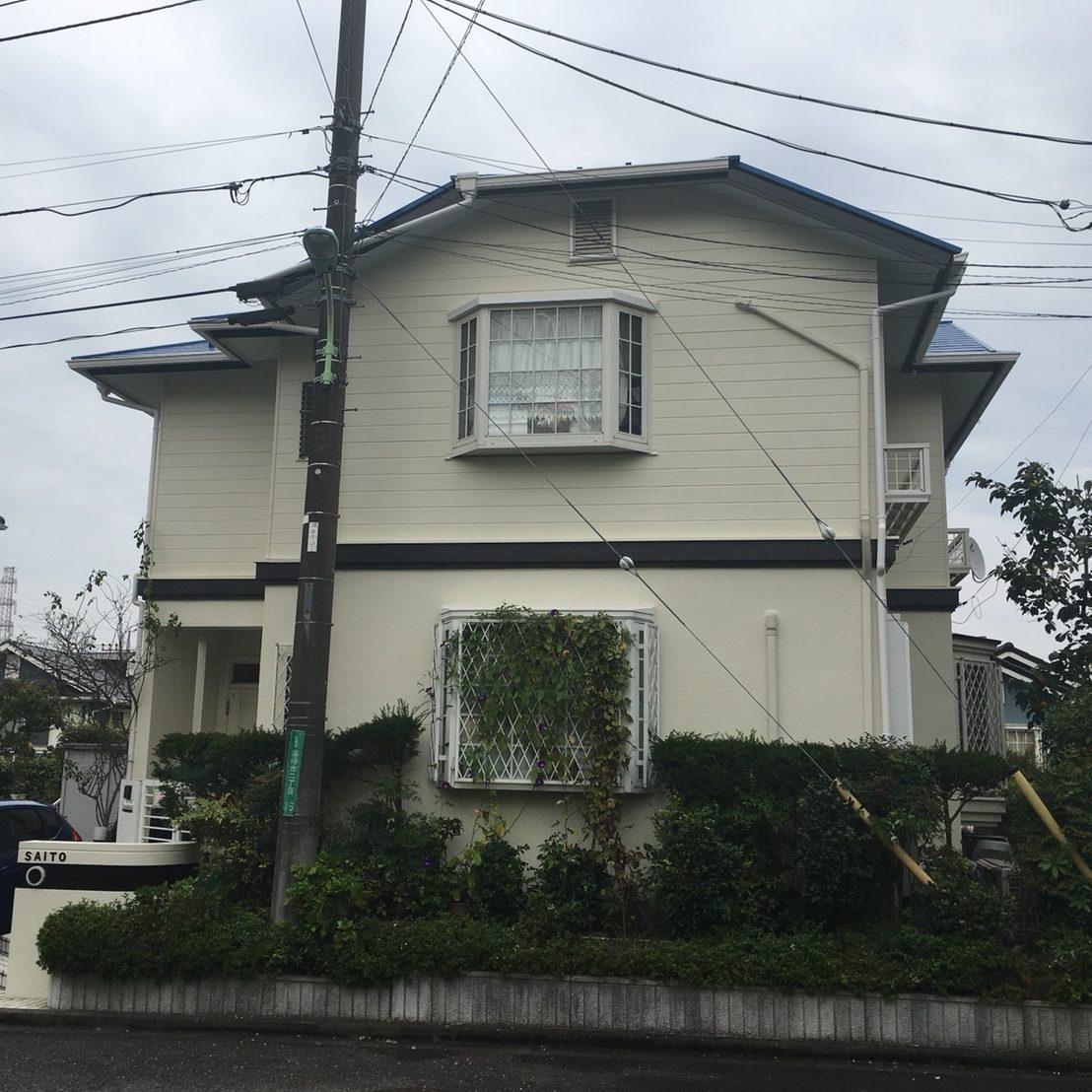 町田市S様邸 屋根・外壁塗装工事