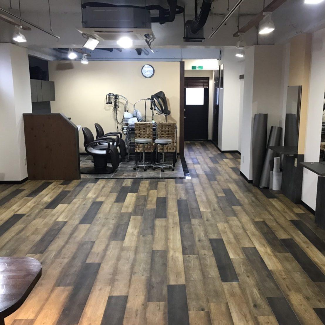 高幡不動産ネオグループ様 店舗内装意匠替え工事