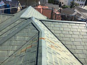横浜市泉区N様邸 屋根塗装工事 Before