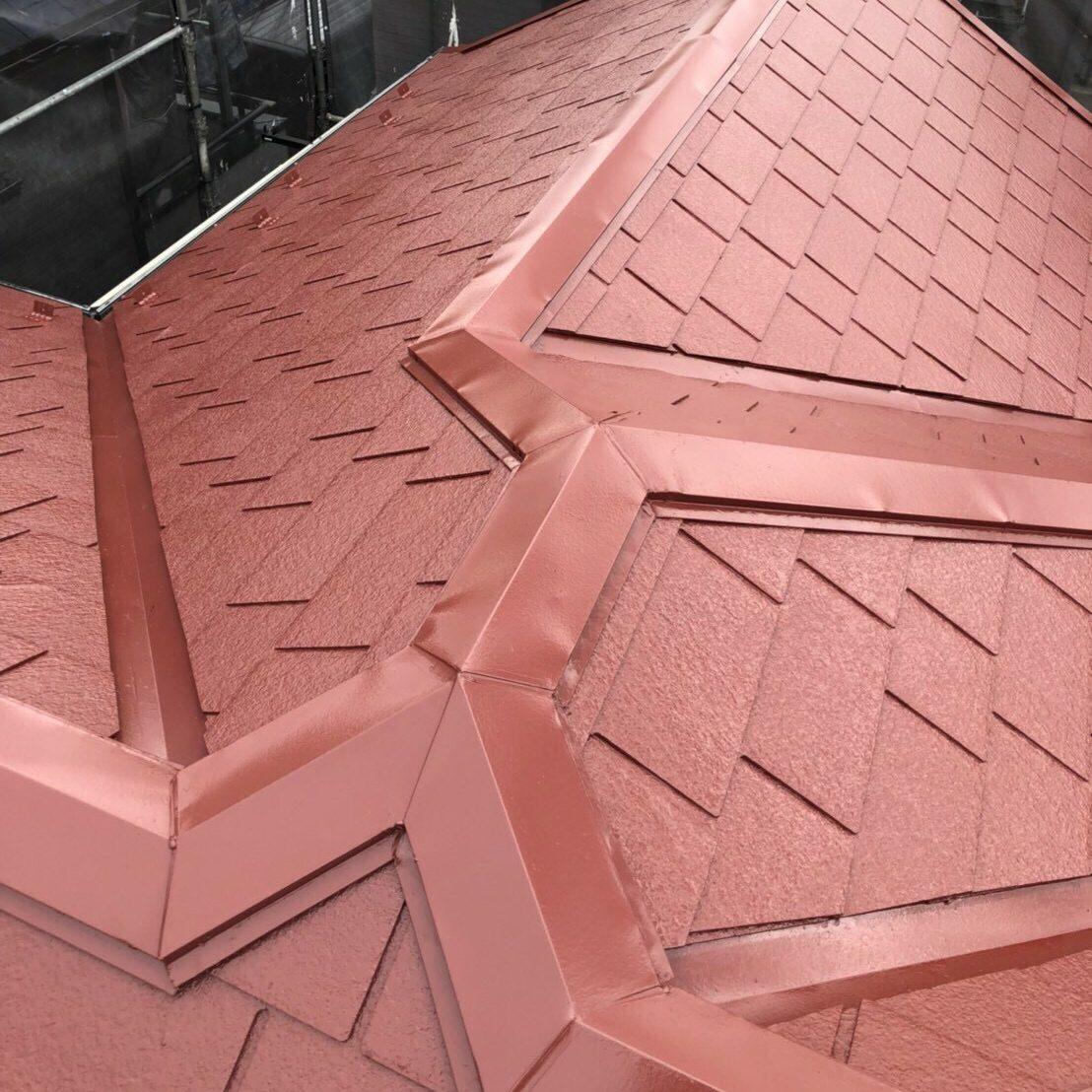 横浜市泉区N様邸 屋根塗装工事
