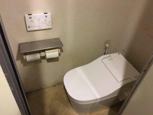 厚木店舗「やまと」 トイレ設置工事 ① After