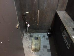厚木店舗「やまと」 トイレ設置工事 ③ Before