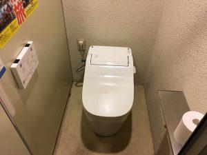 厚木店舗「やまと」 トイレ設置工事 ④ After