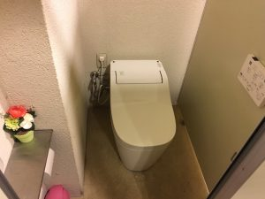 厚木店舗「やまと」 トイレ設置工事 ⑤ After