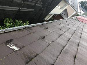 大和市O様邸 屋根塗装工事 Before1