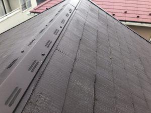 大和市O様邸 屋根塗装工事 Before2