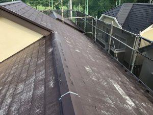 大和市O様邸 屋根塗装工事 Before3