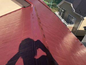 大和市O様邸 屋根塗装工事 After4
