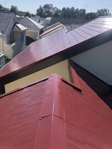 大和市O様邸 屋根塗装工事 After5