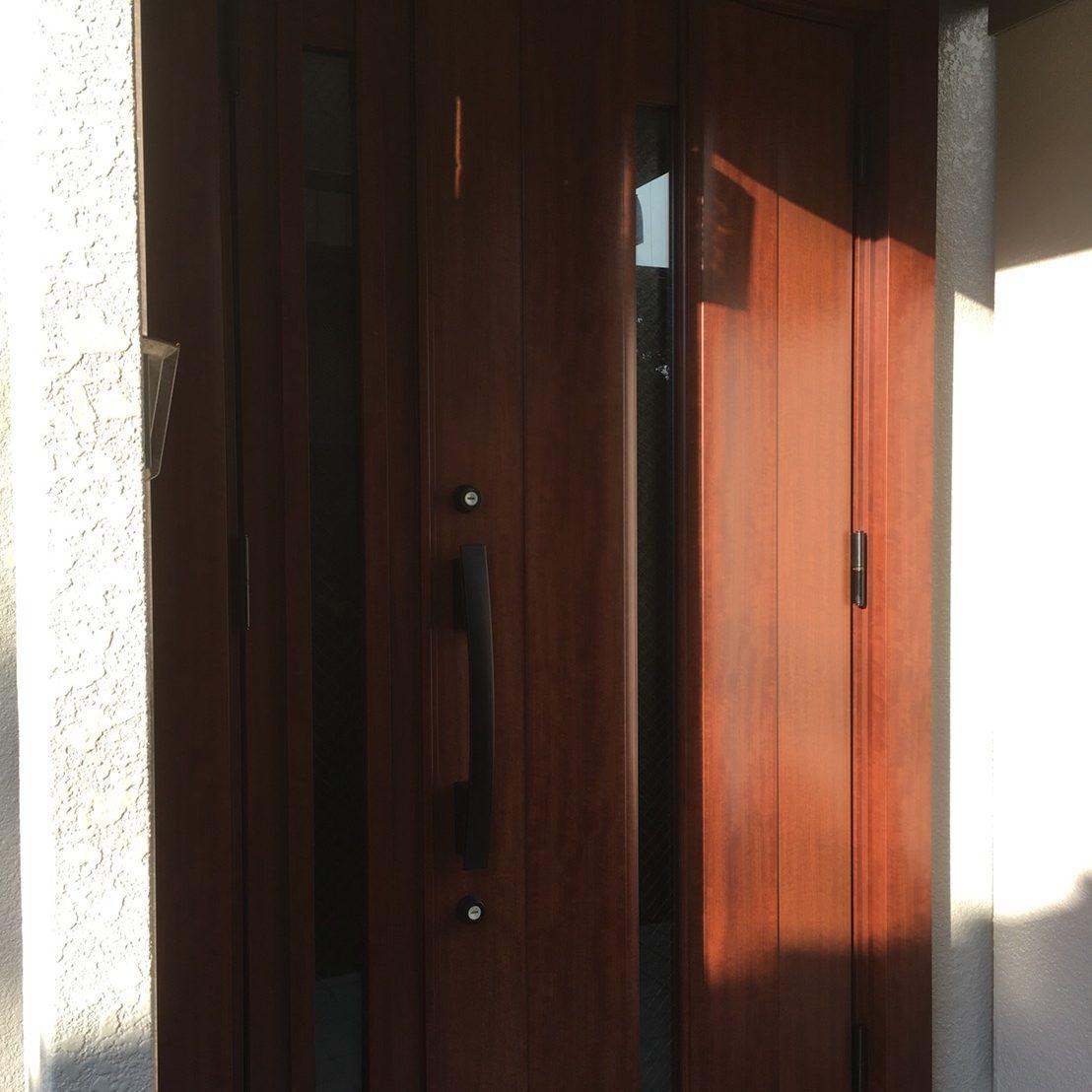 横浜市M様邸 ドア交換工事