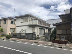 厚木市Y様邸 屋根・外壁塗装工事 ② Before