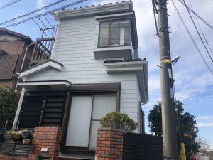 横浜市S様邸 外壁塗装工事 After1
