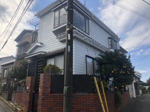 横浜市S様邸 外壁塗装工事 After2