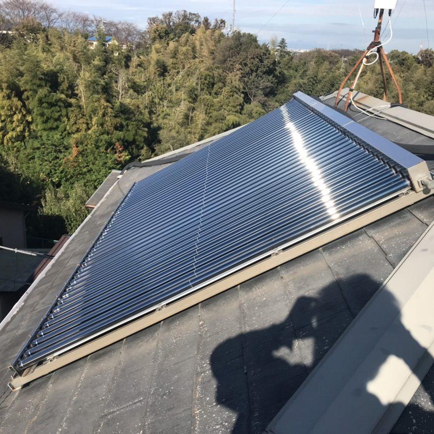 大和市Y様邸 太陽光ソーラーパネル撤去工事