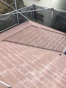 横浜市H様邸 屋根塗装+α工事 Before1