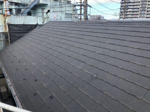 大和市M様邸 屋根塗装工事 Before2