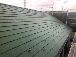大和市M様邸 屋根塗装工事 After