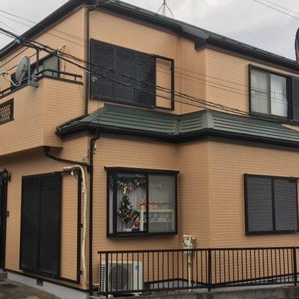 横浜市戸塚区T様邸 外壁塗装工事