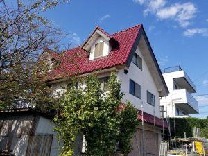 大和市O様邸 屋根葺替え・外壁塗装工事 Before