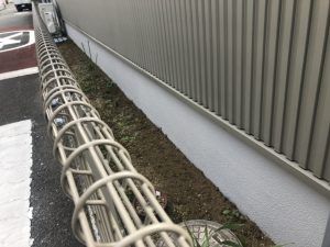 藤沢市S様邸 ジョリパット基礎コート工事 After