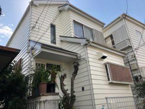 横浜市S様邸 外壁塗装工事 After