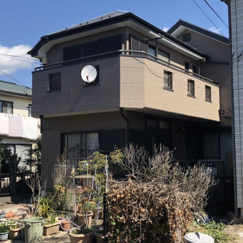 藤沢市Y様邸 外壁塗装工事