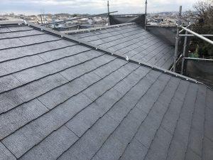 藤沢市S様邸 屋根塗装工事 ① Before