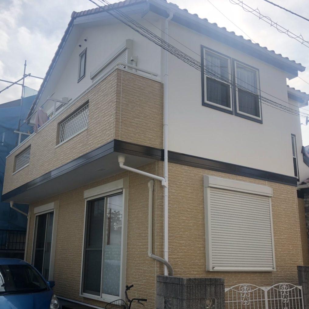 横浜市T様邸 外壁塗装工事