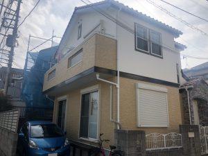 横浜市T様邸 外壁塗装工事 After2