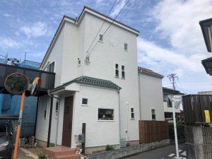 藤沢市H様邸 外壁塗装工事 After