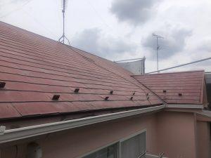 町田市T様邸 屋根塗装工事 Before