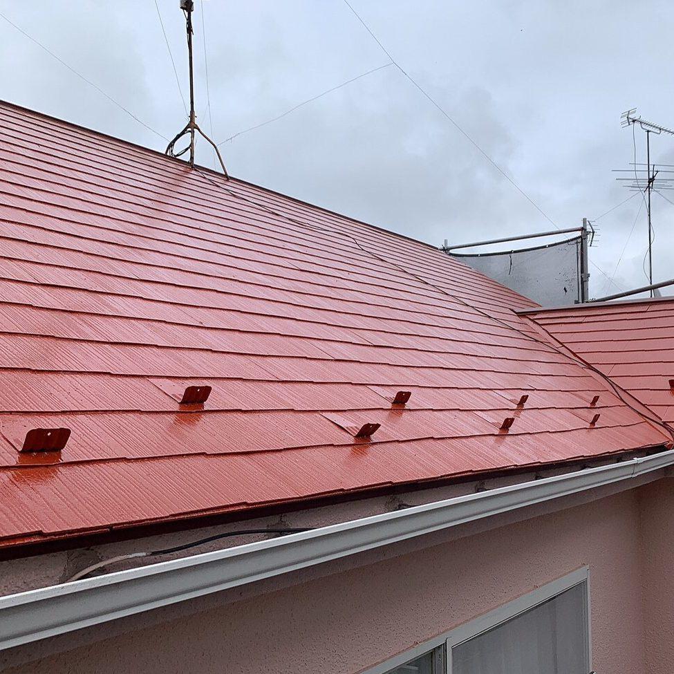 町田市T様邸 屋根塗装工事
