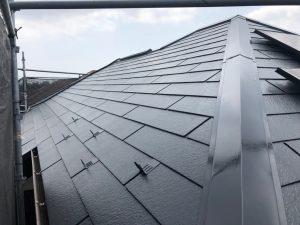 横浜市M様邸 屋根塗装工事 After2