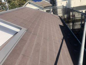 横浜市H様邸 屋根塗装工事 Before1