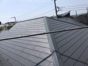 横浜市H様邸 屋根塗装工事 After2