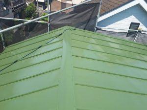 座間市K様邸 屋根塗装工事 After